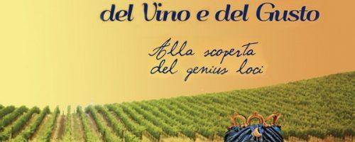 Territori del vino e del gusto.