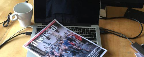 """Turisti, residenti e Airbnb: note del giovedì aspettando """"Il Venerdì"""""""